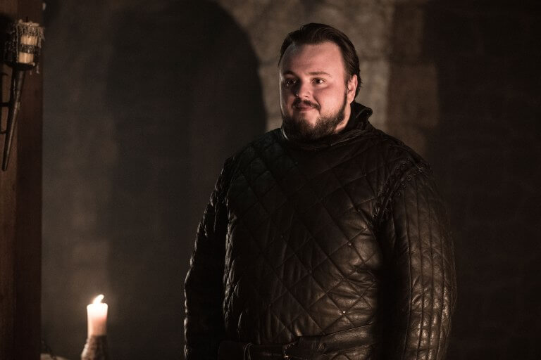 Samwell Tarley - Game of Thrones Sekizinci Sezon